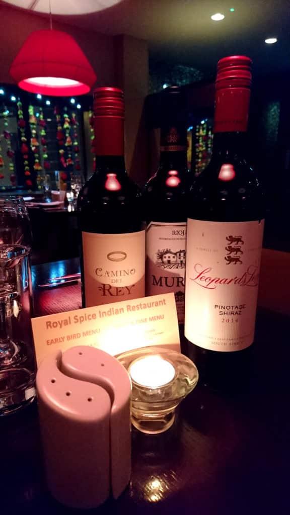 Drinks / Wine