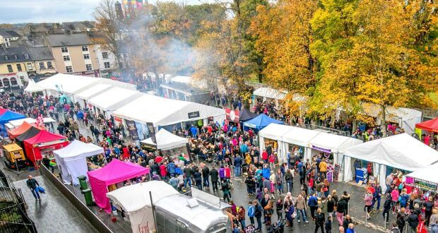 Savour Food Festival in Kilkenny