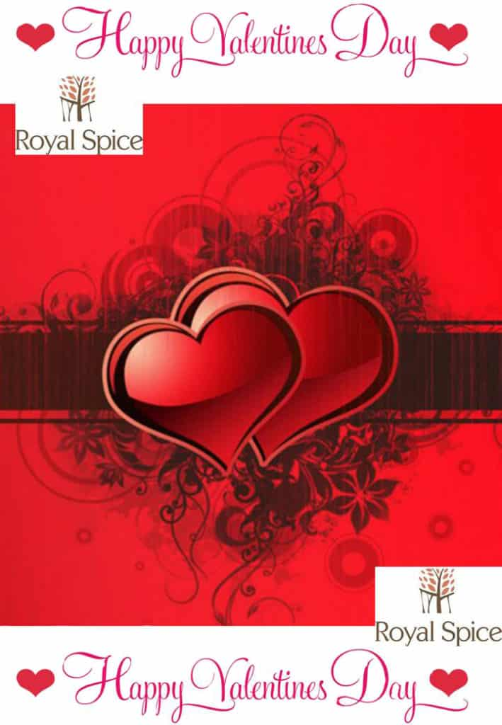 Royal Spice Valentine's Day