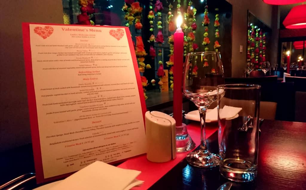 A Recipe for romance at Royal Spice.